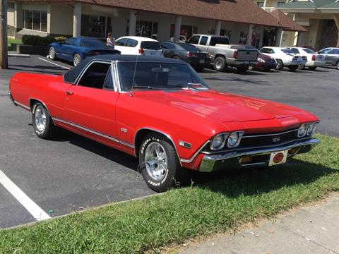 1968 Chevrolet El Camino for sale in Mundelein, IL