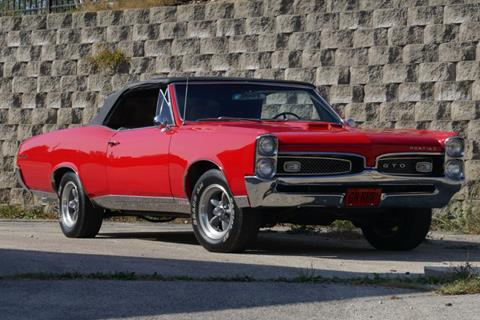 1967 Pontiac GTO for sale in Mundelein, IL