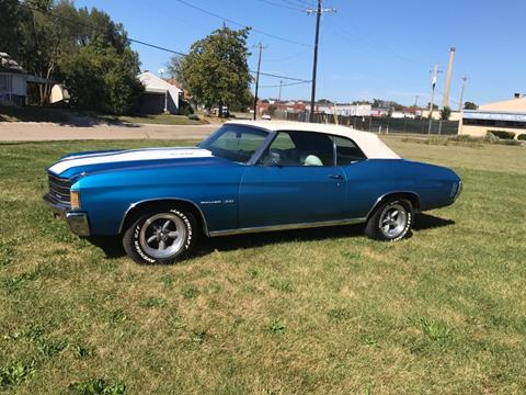 1972 Chevrolet Chevelle for sale in Mundelein, IL