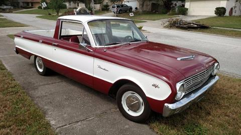 1963 Ford Ranchero for sale in Mundelein, IL