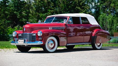 1941 Cadillac Series 62 for sale in Mundelein, IL