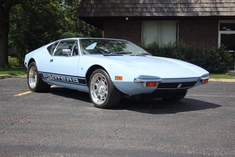 1971 De Tomaso Pantera for sale in Mundelein, IL