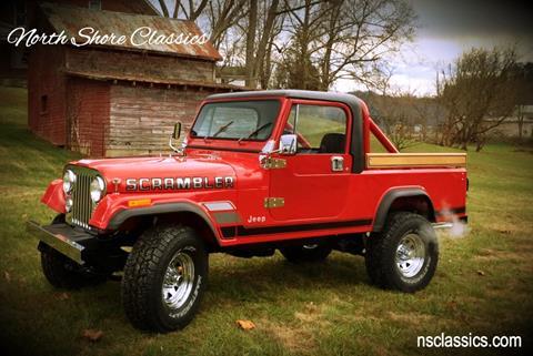 1984 Jeep Scrambler for sale in Mundelein, IL