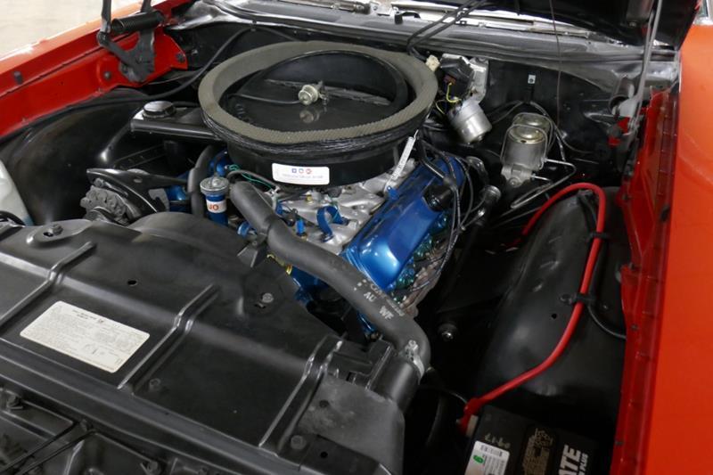 1972 Oldsmobile 442 24