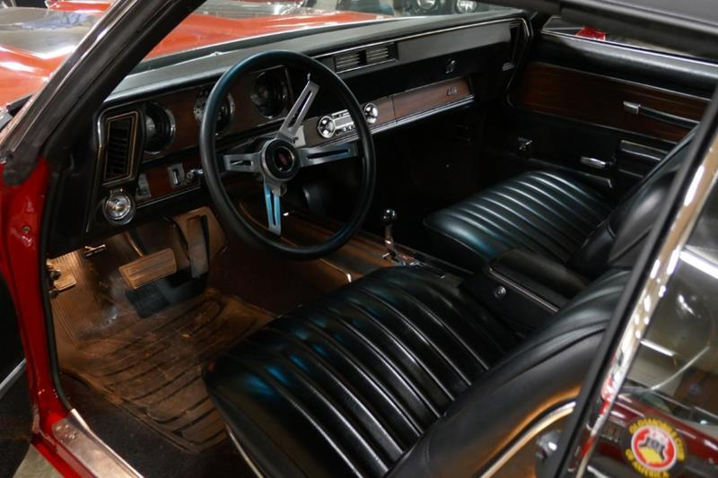 1972 Oldsmobile 442 12