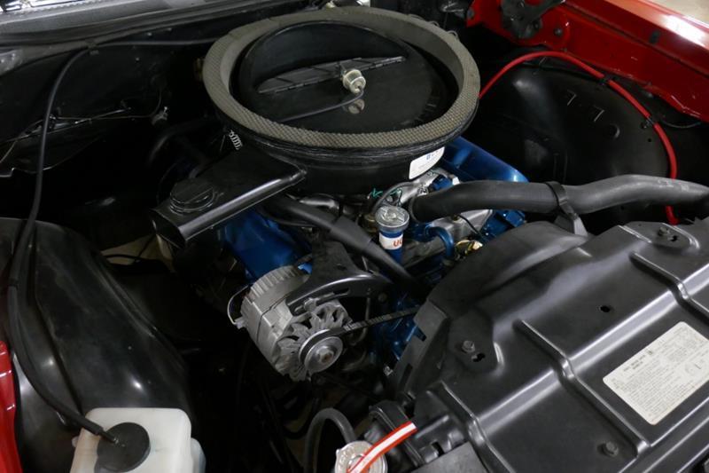 1972 Oldsmobile 442 22