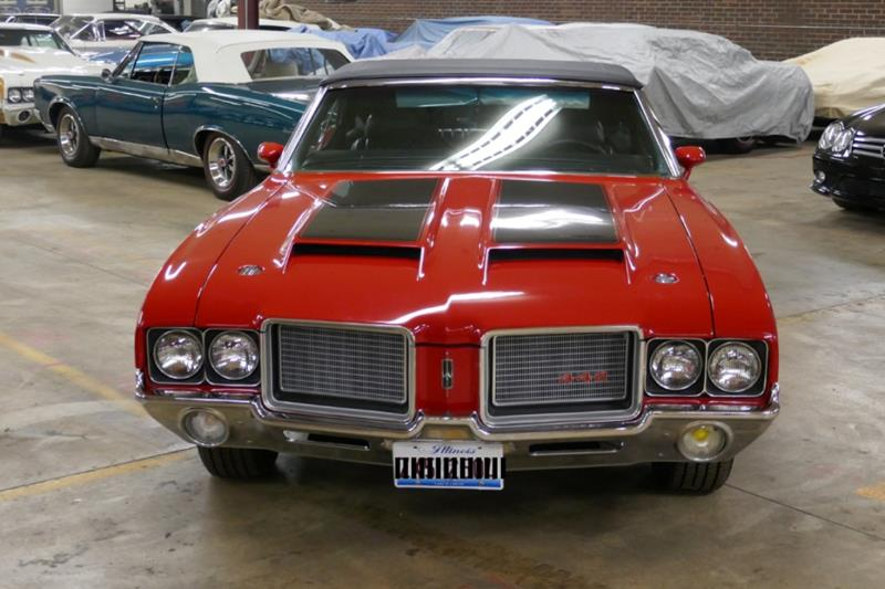 1972 Oldsmobile 442 2