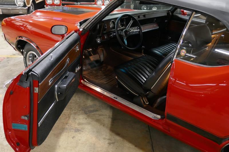 1972 Oldsmobile 442 10