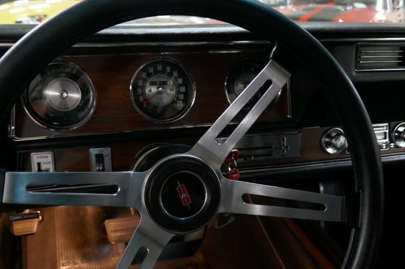 1972 Oldsmobile 442 14