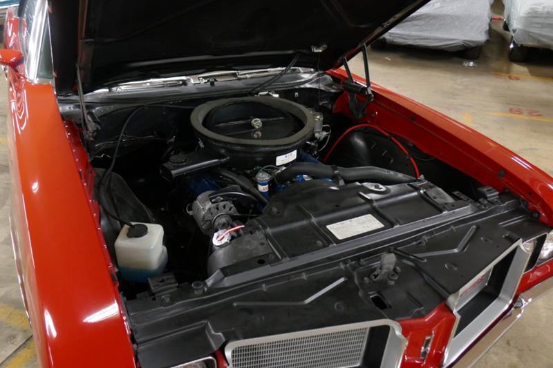 1972 Oldsmobile 442 21