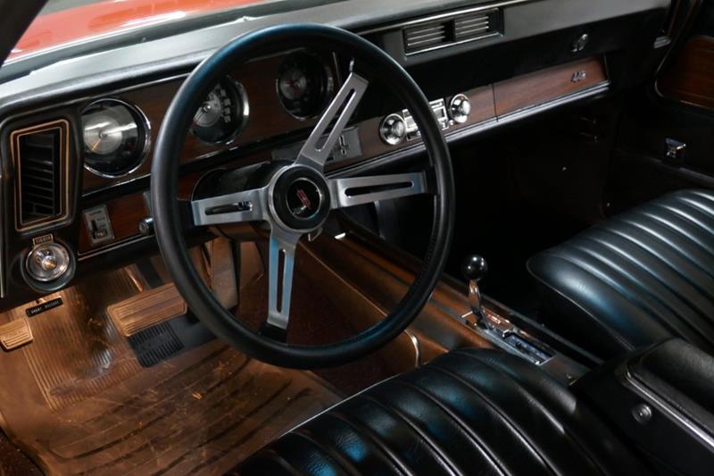 1972 Oldsmobile 442 13