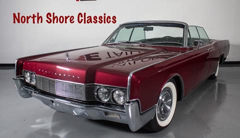 1967 Lincoln Continental For Sale Carsforsale Com