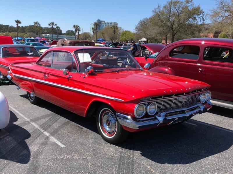 1961 Chevrolet Bel Air RARE BUBBLE TOP RESTORED CONDITION For Sale ...