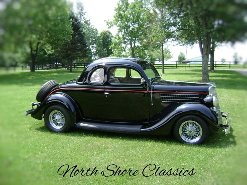 1935 Ford Coupe 5 WINDOW COUPE RUMBLER SEAT For Sale | All Collector ...
