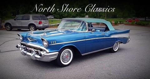 1957 Chevrolet Bel Air For Sale In Mundelein, IL