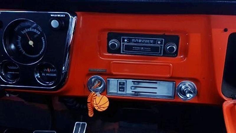 1972 Chevrolet C/K 20 Series 26