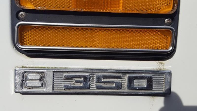1972 Chevrolet C/K 20 Series 20