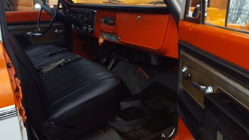 1972 Chevrolet C/K 20 Series 11