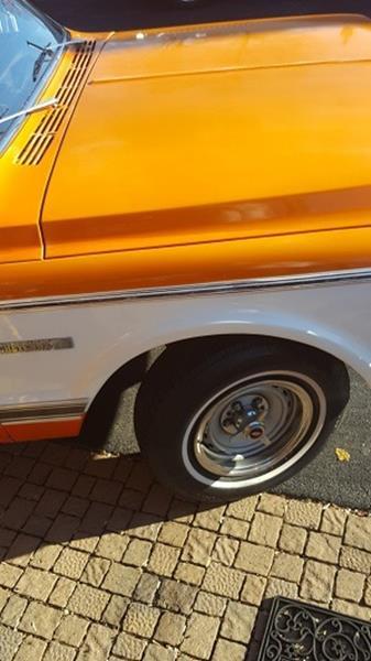 1972 Chevrolet C/K 20 Series 8