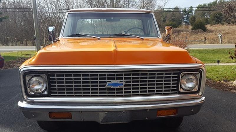 1972 Chevrolet C/K 20 Series 5