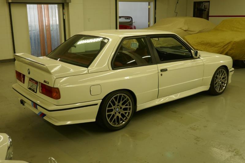 1988 BMW M3 5