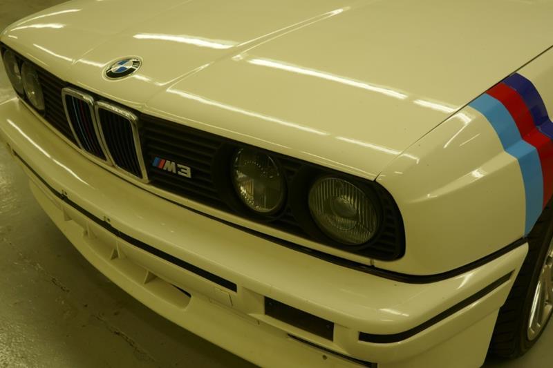 1988 BMW M3 12