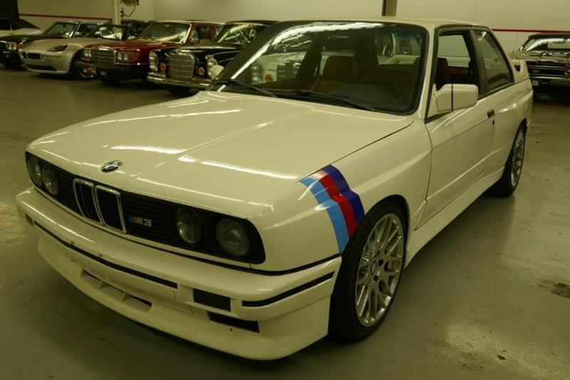 1988 BMW M3 2