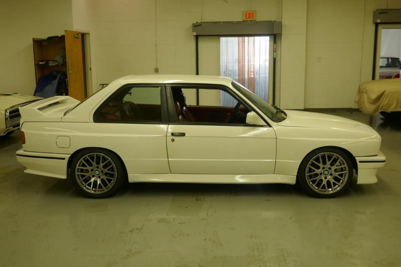 1988 BMW M3 4