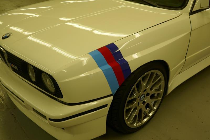 1988 BMW M3 11