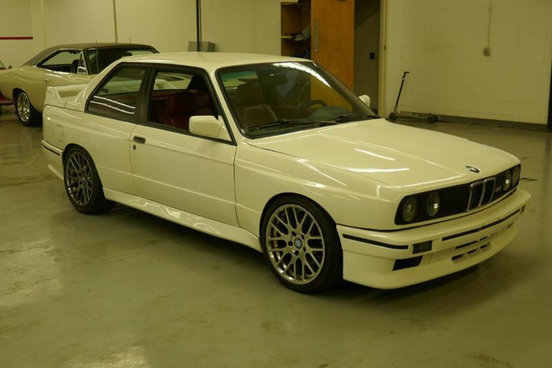 1988 BMW M3 3