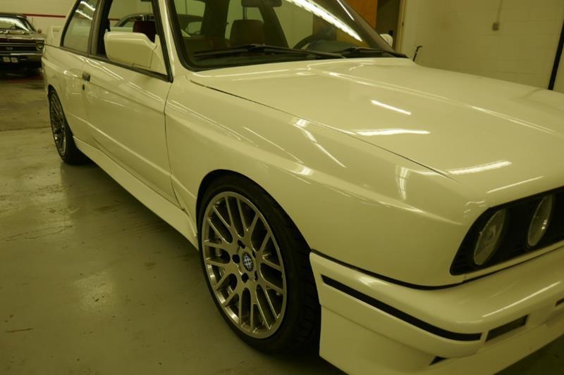 1988 BMW M3 15