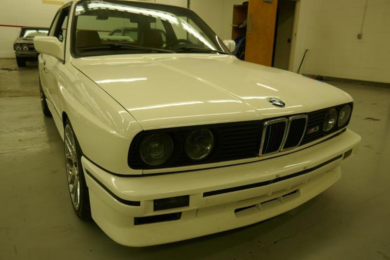 1988 BMW M3 14