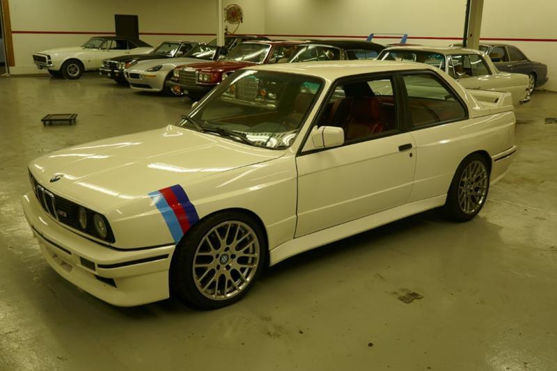 1988 BMW M3 10