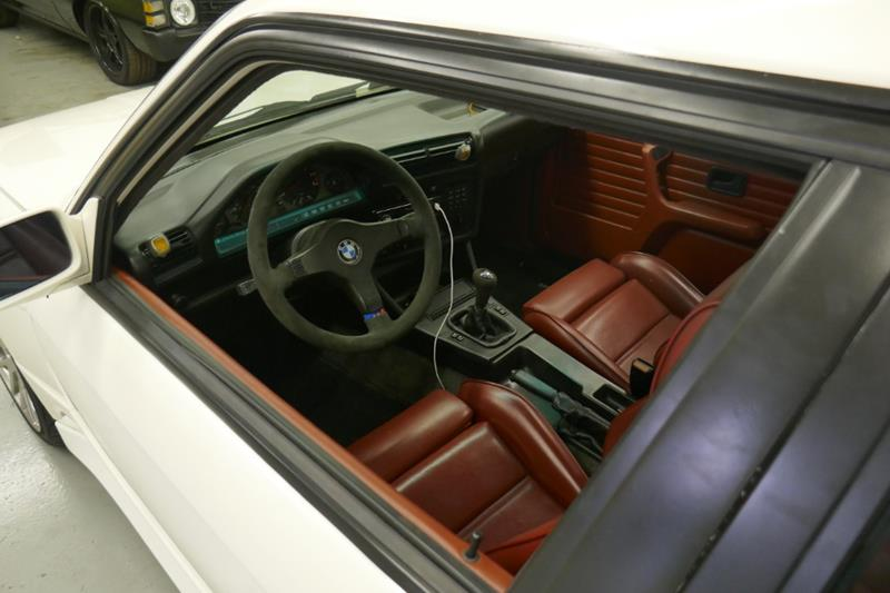 1988 BMW M3 25
