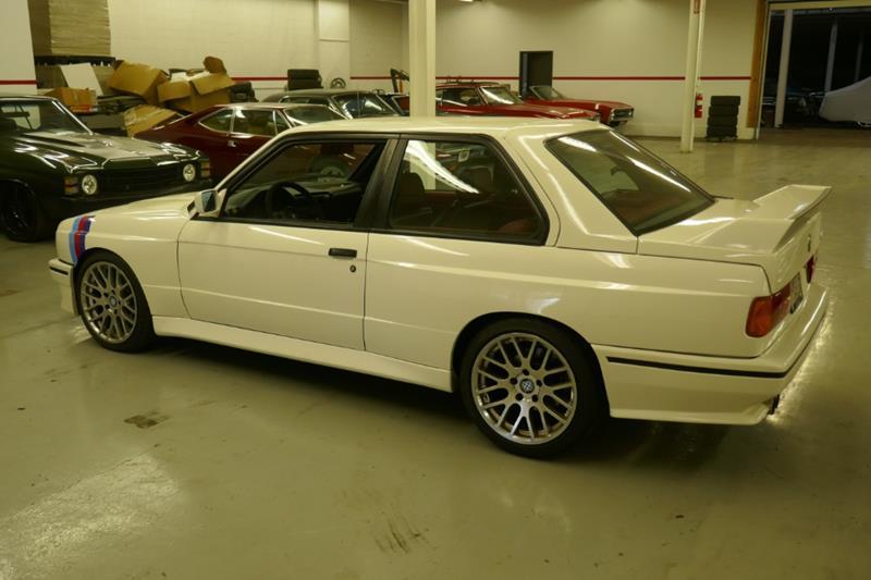 1988 BMW M3 8