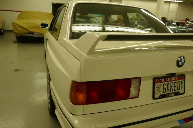 1988 BMW M3 22