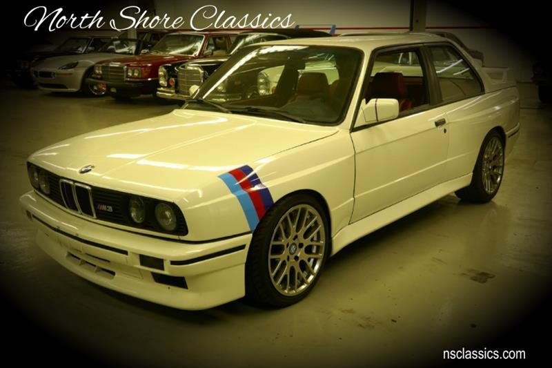 1988 BMW M3 1