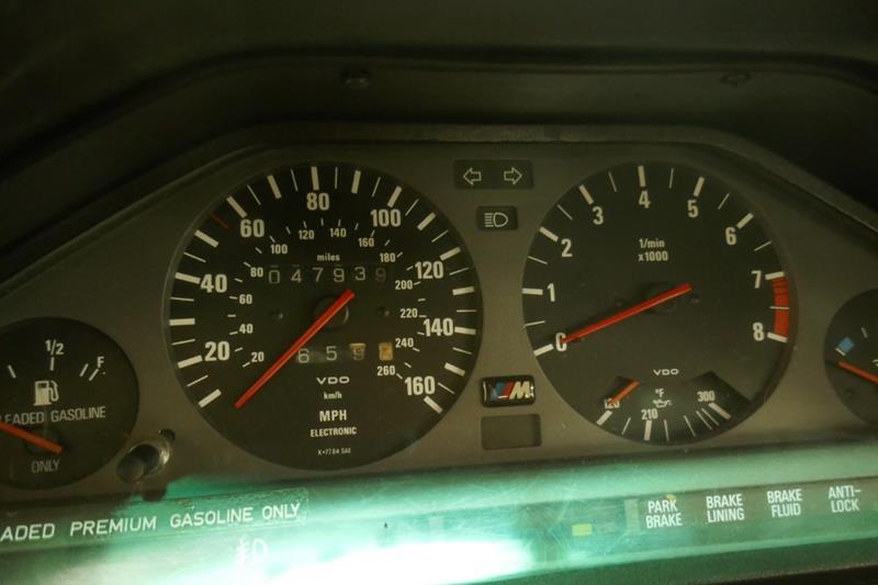 1988 BMW M3 30