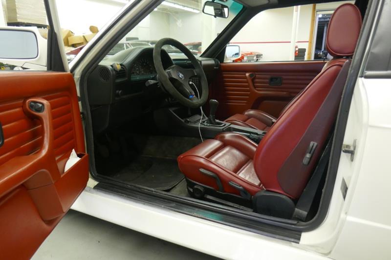 1988 BMW M3 28