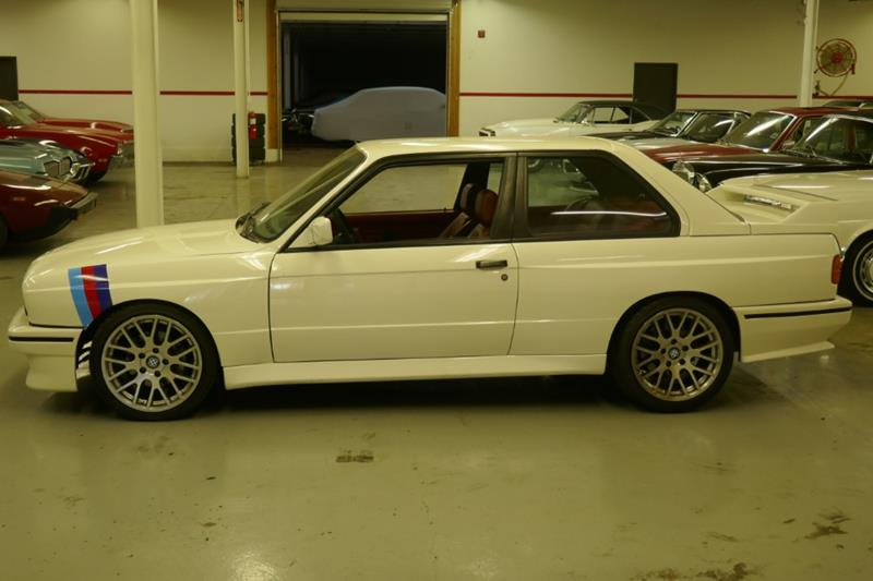 1988 BMW M3 9