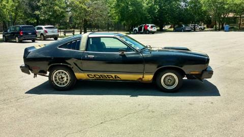 Mustang 1978 For Sale
