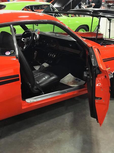 1971 Dodge Demon 12