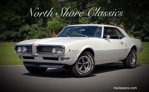 1968 Pontiac Firebird for sale in Mundelein, IL