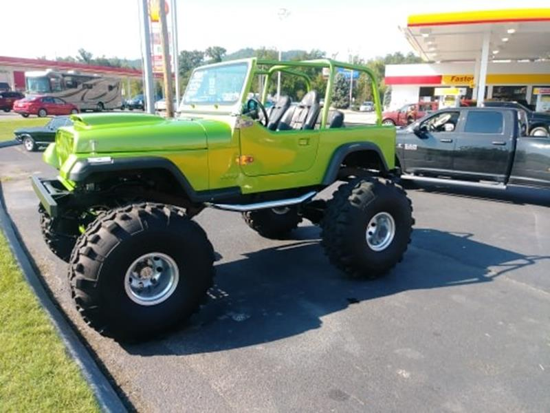 1992 Jeep Wrangler 3