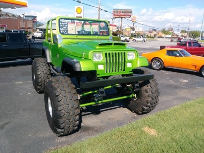 1992 Jeep Wrangler 2