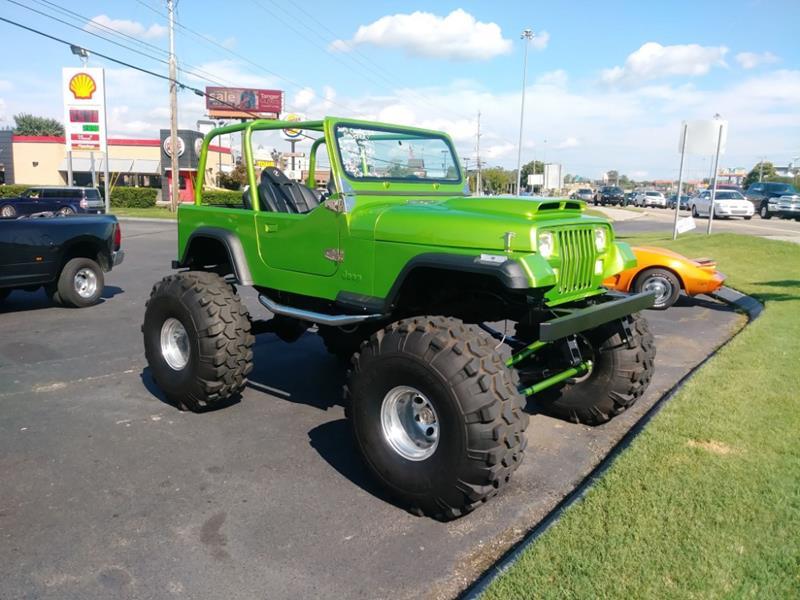 1992 Jeep Wrangler 1