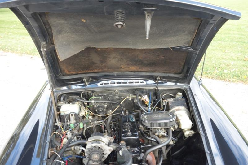1980 MG MGB 25