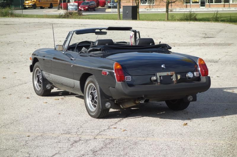 1980 MG MGB 3
