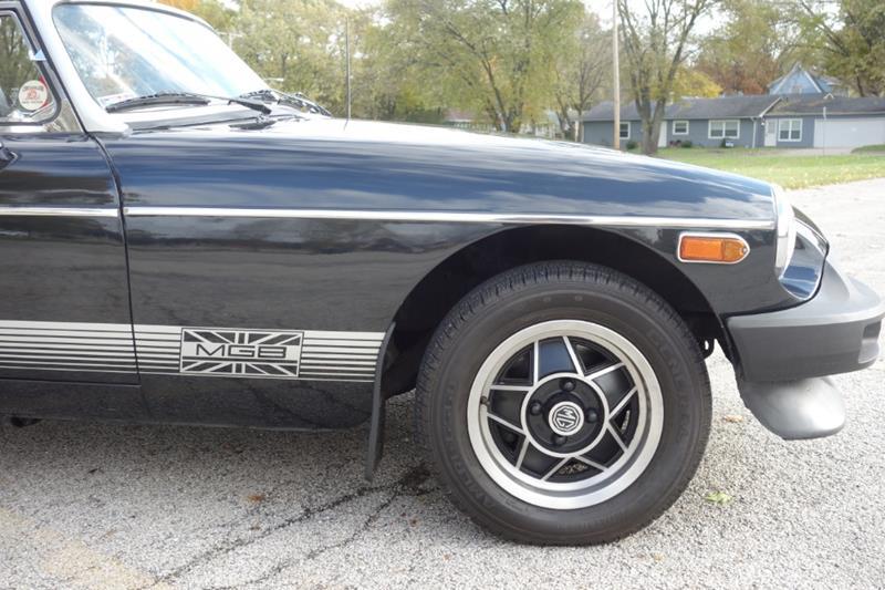 1980 MG MGB 4