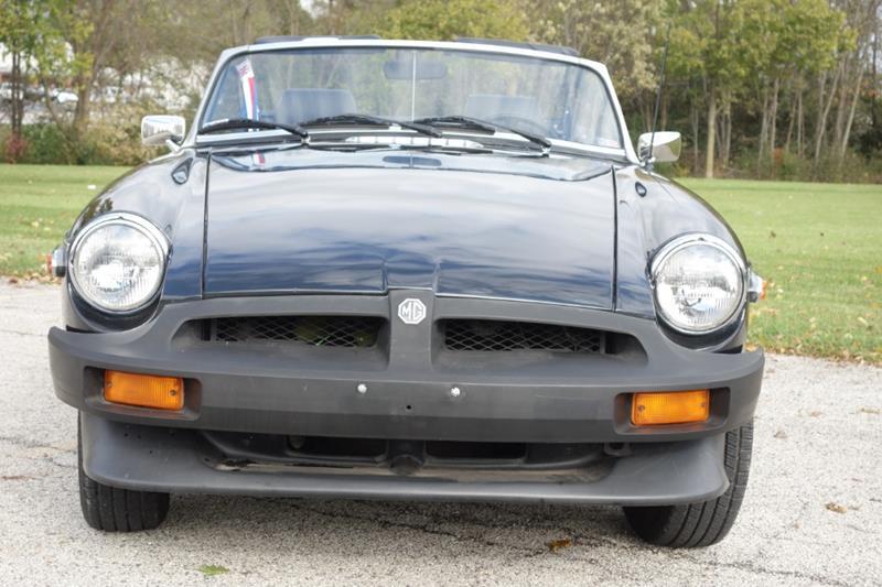 1980 MG MGB 5